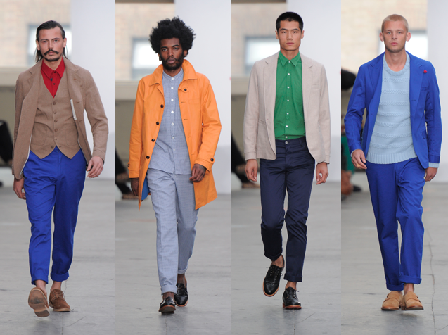 London Collections Mens SS13