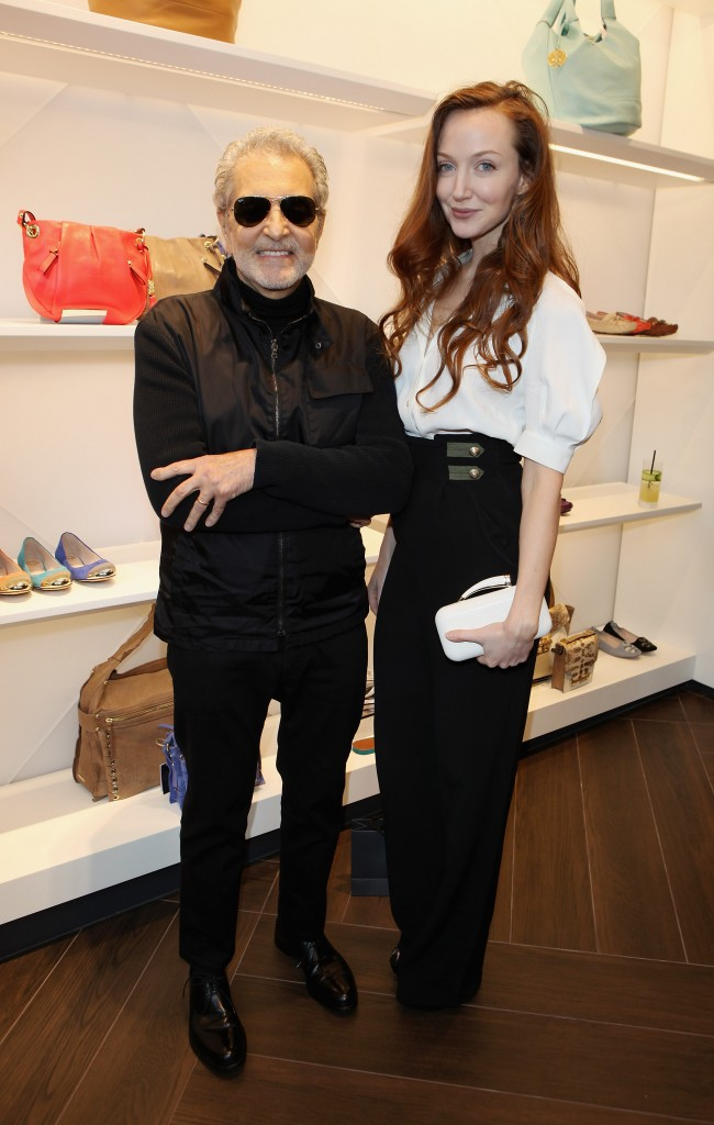 Vince Camuto Store Launch Party