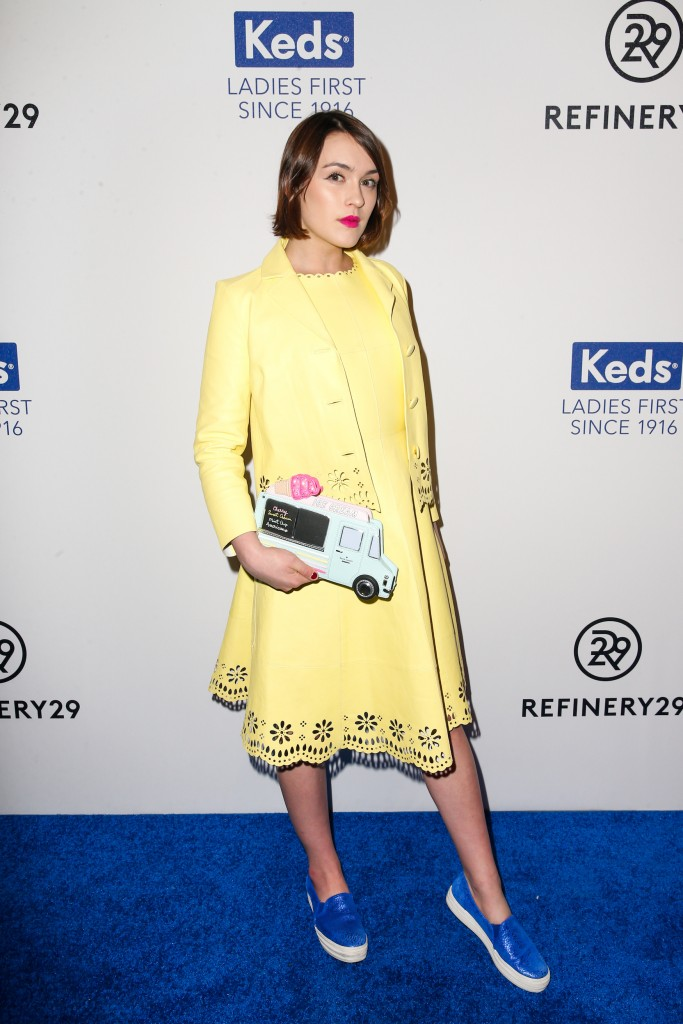 KEDS CELEBRATES: CENTENNIAL WITH ALLISON WILLIAMS & CIARA IN PARTNERSHIP WITH REFINERY29